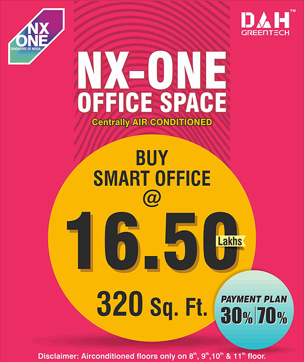 nx one office spaces